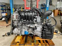 Двигатель G4FC Hyundai Solaris RIO 2011-2017 (2014Г) пробег 69311км
