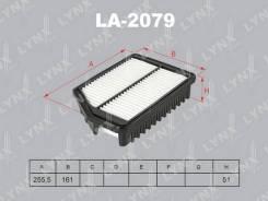 Фильтр воздушный подходит для KIA Ceed 1.4-1.6 12, Hyundai Elantra 1.6 11 / i30 1.4-1.6 11, LA-2079 [LA-2079] LA2079