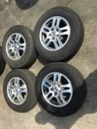 Комплект летних колёс на литье б/п по РФ 205 70 R15 DE-363