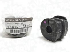 Втулка заднего стабилизатора Nissan 54613-JG17C 54613-JG17C