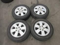 Комплект летних колёс на литье б/п по РФ 195 65 R15 DE-100