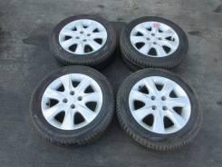 Комплект летних колёс на литье б/п по РФ 195 55 R15 DE-109