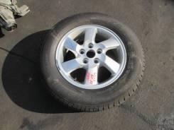 Запасное летние колесо на литьe б/п по РФ 215 65 R16 DE-119