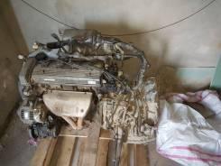 Двигатель в сборе с АКПП 7AFE