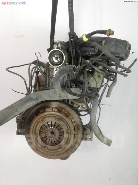Двигатель Opel Kadett 1986, 1.6 л, бензин (C16NZ)
