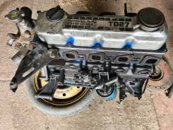 ДВС TD27T Nissan в хорошем состоянии (дефект одного креплен-я)