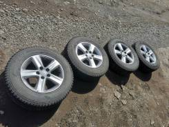 Колеса на Kia Sportage