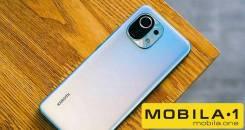 Xiaomi Mi 11 Lite. Новый, 128 Гб, Бежевый, Синий, Фиолетовый, Черный, 3G, 4G LTE, Dual-SIM, NFC