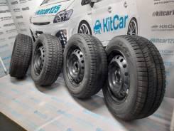 Зимние колеса 2019г, 195/65R15, 100x4 Bridgestone blizzak vrx2, 144-30