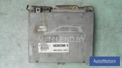 Блок управления двигателем Hyundai Pony 1993 [0863419636], передний 3910024871