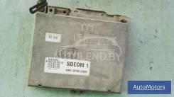 Блок управления двигателем Hyundai Pony 1994 [0863421132], передний 3910024820