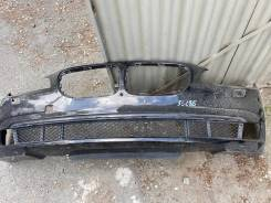 Передний бампер БМВ750