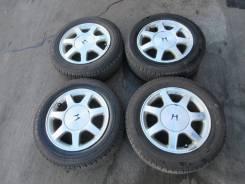 Комплект летних колёс на литье б/п по РФ 195 60 R15 DE-140
