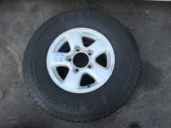 Запасное колесо зимние на литье б/п по РФ 275 70 R16 DE-199