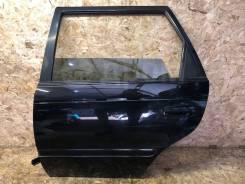 Дверь задняя левая Toyota Caldina GT-T ST215W 3SGTE 2001 цвет 209