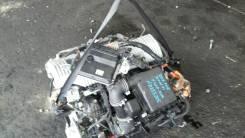 ДВС с КПП, Toyota 2ZR-FXE - CVT D410-01A FF ZVW41 коса+комп