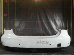 Бампер задний - Nissan Almera G15 2012-2018г. в