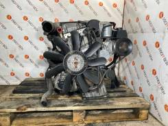 Контрактный двигатель в сборе Мерседес ОМ602, 1996 г.