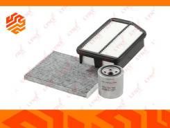 Комплект фильтров Lynxauto LK30221 LK30221