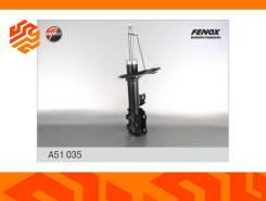 Амортизатор газомасляный Fenox A51035 левый передний A51035