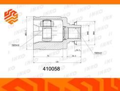ШРУС внутренний INKO 410058 левый передний 410058
