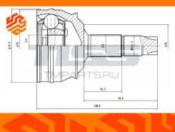 ШРУС внешний JD JCT0139 JCT0139