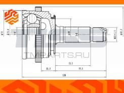 ШРУС наружный JD JCT0013A передний JCT0013A