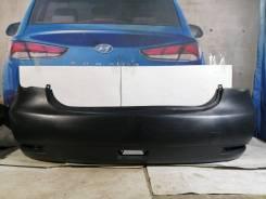Nissan Almera G15 2012-2018 бампер задний
