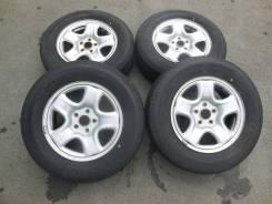 Комплект летних колес RAV4 215/70R16 во Владивостоке