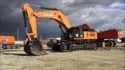 Case CX800B. Гусеничный экскаватор CASE CX800B 2021г в Красноярске, 5,00куб. м.