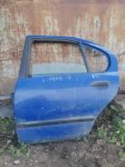 Дверь задняя Nissan Primera, левая P11