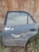 Дверь боковая Toyota Sprinter, левая задняя AE110, 5AFE