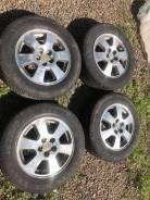 Диски r15 5:100 Subaru оригинал + шины r15 195 65