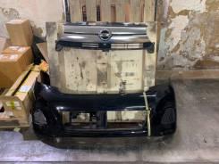 Бампер передний Nissan dayz b21w в сборе с решеткой