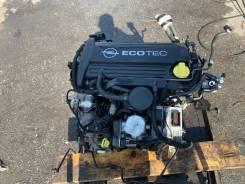 Двигатель Z22YH Opel Vectra 3 поколение – 2.2 л, бенз