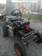 Самодельная модель. Самодельный Мини трактор, 7,50л.с.