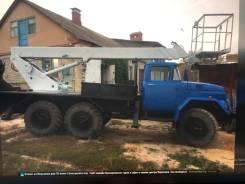 ЗИЛ АГП-18.04. Продается автовышка на шасси зил 131, дизель д245, телескоп балка, 5 600куб. см., 20,00м.