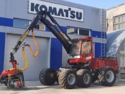 Komatsu. Лесозаготовительный комплекс 911.5, 865, 7 400куб. см., 17 300кг.