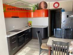 1-комнатная, улица Гоголя 5. 19 школа, агентство, 33,0кв.м. Кухня