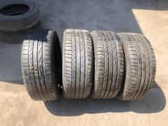 Bridgestone Potenza RE050A. летние, 2011 год, б/у, износ 10%
