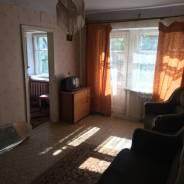 3-комнатная, улица Горького 41. Горького, агентство. Вид из окна днем