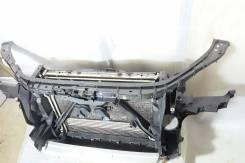 Панель передняя (Телевизор) Audi Q7 4L (2007)