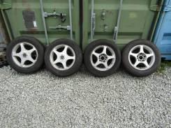 Комплект летних колес 195/65R15 без пробега по РФ
