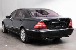 Mercedes-Benz S-Class (W220) седан