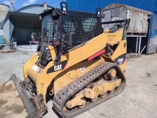 Caterpillar 259B. Продается минипогрузчик Cat 259 B, 1 300кг., Дизельный, 0,40куб. м.