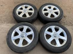 """Nissan. 6.5x17"""", 5x114.30, ET45, ЦО 66,1мм."""
