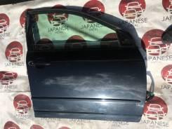 Дверь правая передняя Toyota Allex, Corolla, Runx (цвет 209)