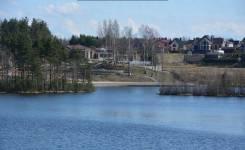 Продаю земельный участок под ИЖС, в пгт Знаменка, на берегу Оки. 826кв.м., собственность, электричество, вода