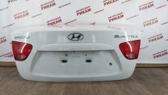 Крышка багажника Hyundai Elantra 2007 [692002H060, 692002H091, 692002H061, 692002H070, 692002H071], задняя 692002H060