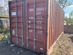 Аренда контейнера 20 футов. 15,0кв.м., шоссе Новоникольское 30а, р-н 3 км